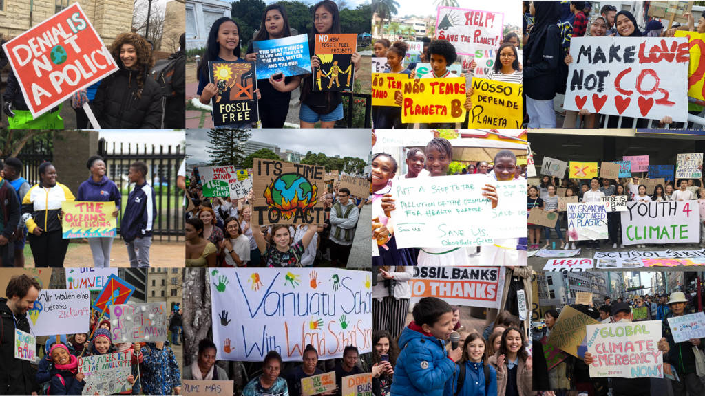 The adults respond: we are joining the climate strikes